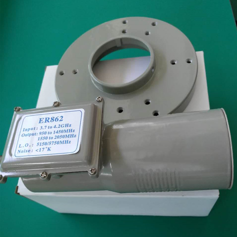 Wimax Anti-interference C Band LNB single output for Qatar market with L.O. frequency 5150ghz