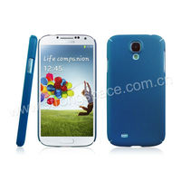 New arrival !! Plain rubber blank cell phone case for samsung galaxy s4 i9500
