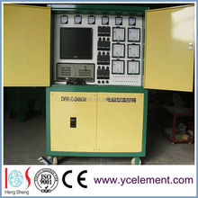 Microcomputer Heat treatment machine 240KW 12 ways digital control box for heat press