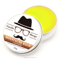 lanthome moustache balm for dashing gentleme 30g beard balm can be with OEM service