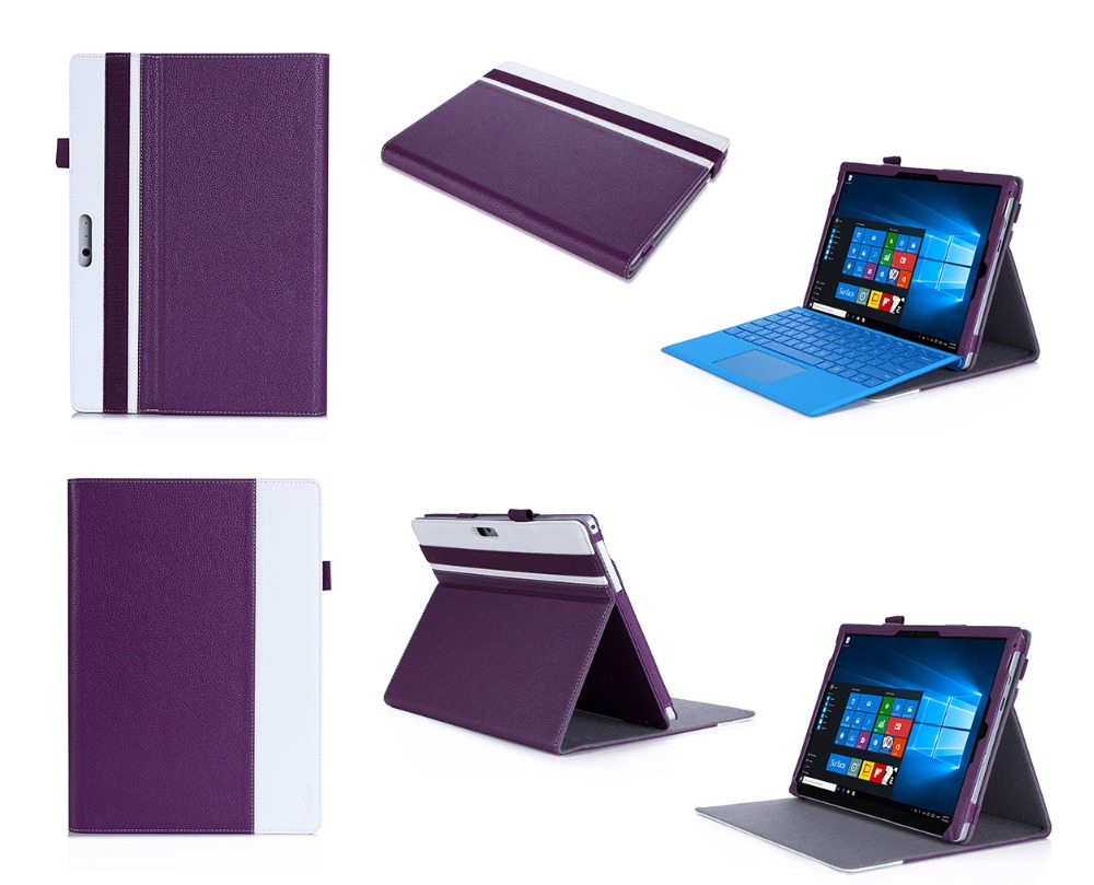 Unique Corded Trending Products 2016 flip tablet case for Surface pro 4