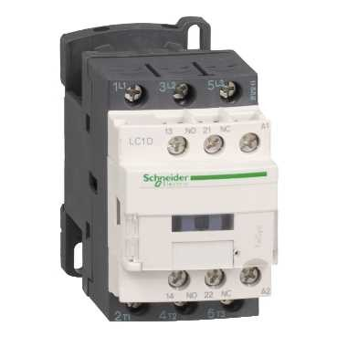 High Quality Schneider LC1D09 All Series 24V - 415V AC / DC Contactor