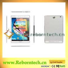 MTK8382 Quad core 7.85 inch 3g tablet with 5MP camera