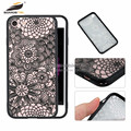 3D sublimation flowers mobile phone cover for iphone 6s case for iphone 7 plus with metal frame bumper accept OEM
