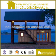 Low-cost Mobile Prefab Container Sizes Steel House Frame Tools