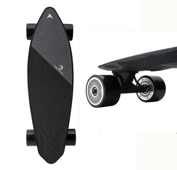 Free shipping Maxfind electric skateboard with unique design