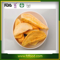100% Natural Freeze Dried Mango Slice/Healthy Dried Snack