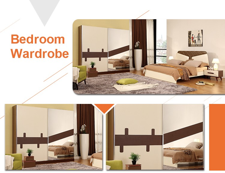 Alibaba india modern wooden almirah designs wooden bed for Bedroom almirah designs india