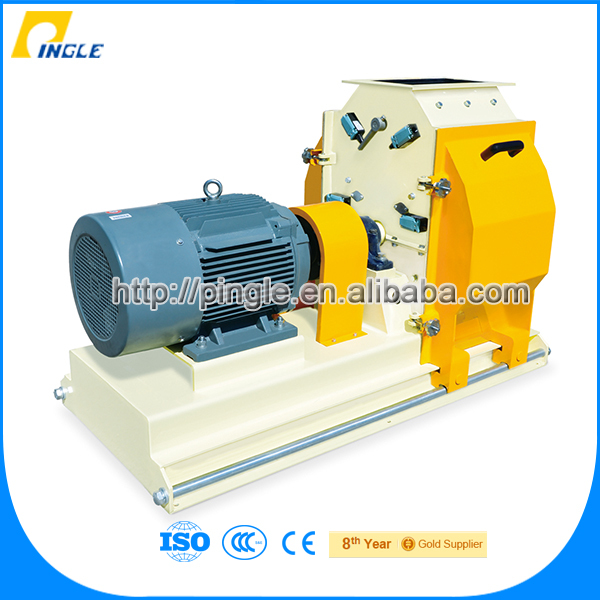 Customized Design Flour Mill Machinery , Automatic Maize Grits Grinder