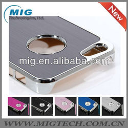 for iphone 5 case Aluminium Brushed Case, Mobile phone case for iphone 5S
