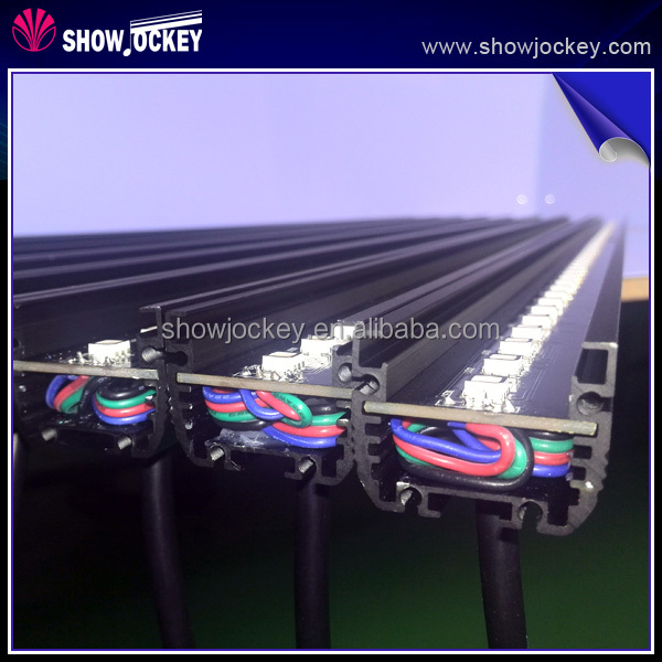 SMD Aluminum Hard LED Strip Rigid LED Bar 5050 Warm white/White/Cold white/RGB 60 led/<strong>m</strong>