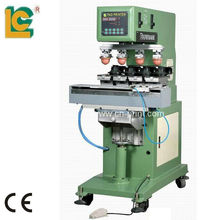 LC-SPM4-150 Tampon Printing Machine 4 Color with Shuttle