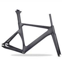 China T700 carbon fiber bicycle frames aero road carbon track bike frame TR011