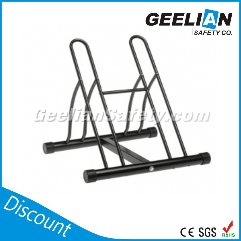 L typed mountain bicycle display rack bike rack hitch mount spare tire mount bike rack