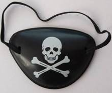 Pirate Eye Patch for Cosplay Halloween Party