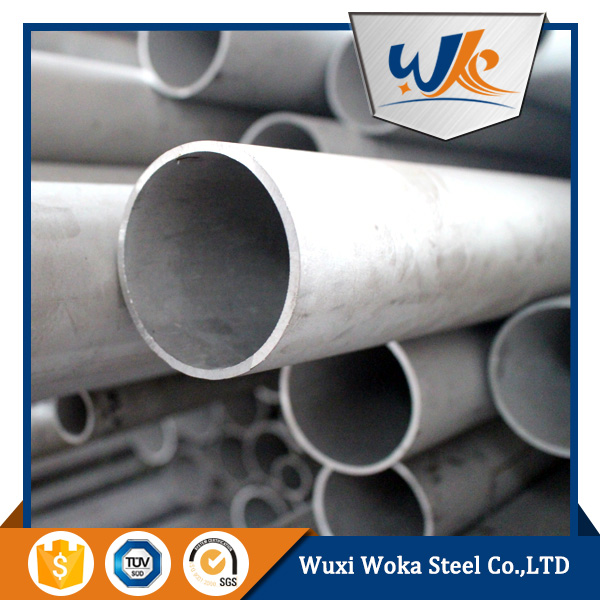 manufacture 304L seamless stainless steel pipe/tube price