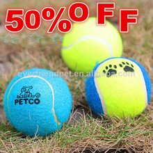 China New Innovative Tennis Ball Product for Cat