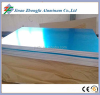 Alloy aluminum sheets supplier aluminum 5052 H32 plate type with film