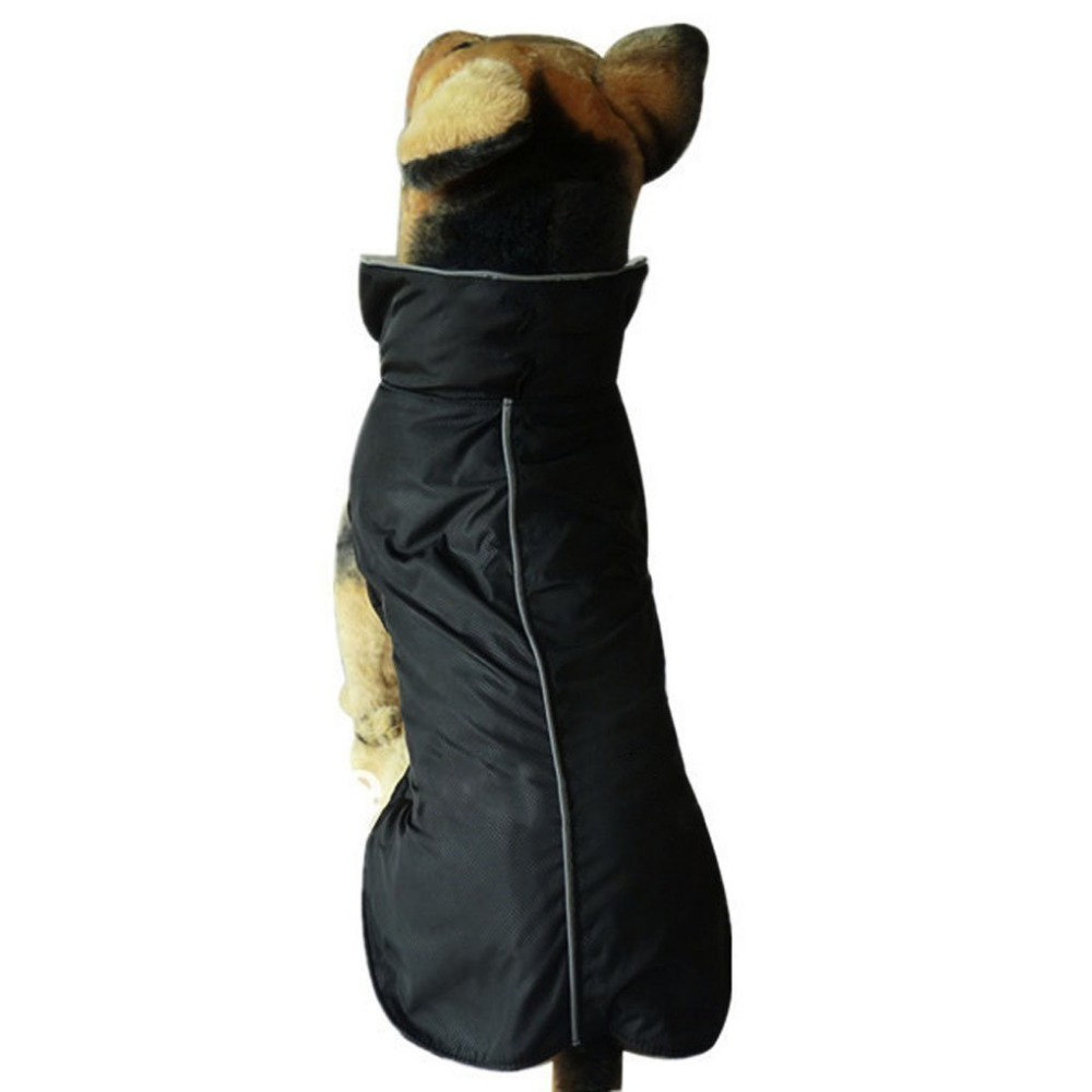 Dog Jacket, Fashion Waterproof Large Dog Jacket Outwear Warm Coat Pets Dogs Winter Clothes Apparel Waistcoat Sweater Coats Top