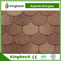 Color Stone Coated Metal Roof /Asphalt Shingles/fish scale