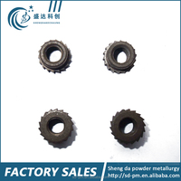 Sintered Parts Ratchet Wheel with ISO Certification