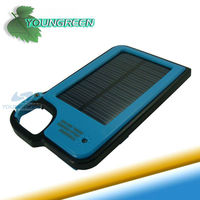 Solar Power Mobile Phone Charger for Smartphone