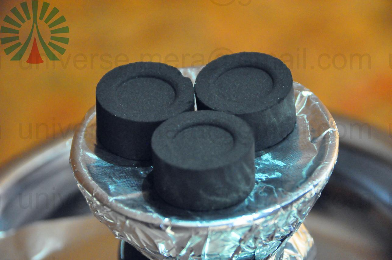 Charcoal basket for smoker