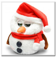 OEM/ODM Electronic Pets for Kids with Unique Design Snowman Boli