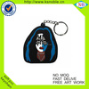 Wholesale custom 3d pvc key chain
