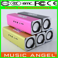 Made in China speaker kits hi fi hi power multimedia car music speaker