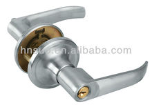 tubular lock with master key