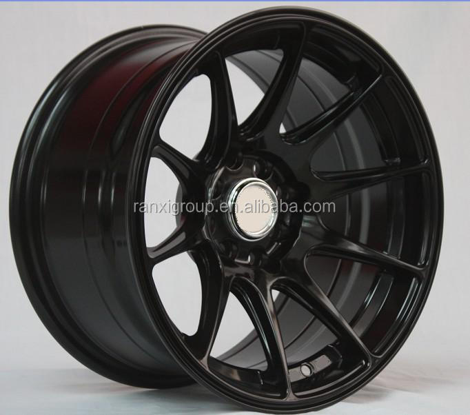 18/19 concave car alloy wheel / wheels rim with 4x100/5x114.3/5x112
