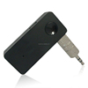 Handsfree Hot Bluetooth Wireless Receiver Adapter USB Dongle 3.5mm Stereo Music Receiver for Speakers Black