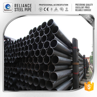 ASTM A671 ROUND STEEL PIPE BOLLARDS