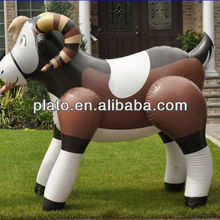 decoration/advertising inflatable ram,giant inflatable sheep