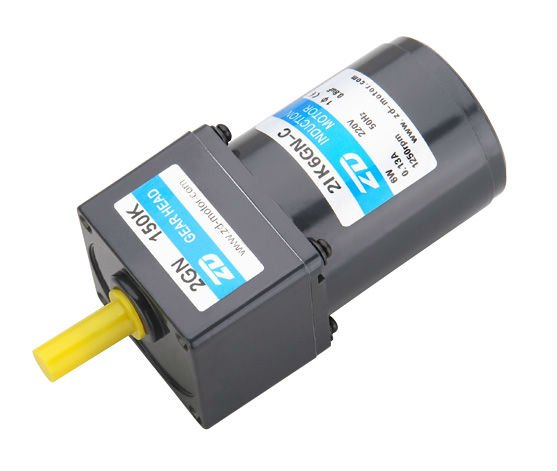 AC Gearmotor,AC Induction Motor, Gear Reduced Motor,6W