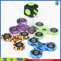 Anti Stress Strong Army Tri-Spinner For Kid Toys Fidget Toys 3D Fidget EDC printing Hand Spinner