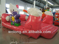 Kid fun inflatable combo jumper , bouncy castle on sale !!!