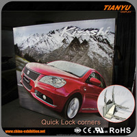2016 led light box trade show booth led light box exhibit display