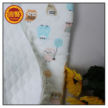 100% Cotton waffle fabric for Bathrobe of Hotel/Home Life