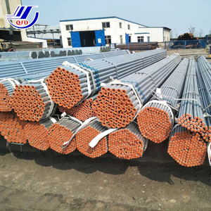 Schedule 40 galvanized steel pipe, steel structure building materials, scaffold pipe specifications