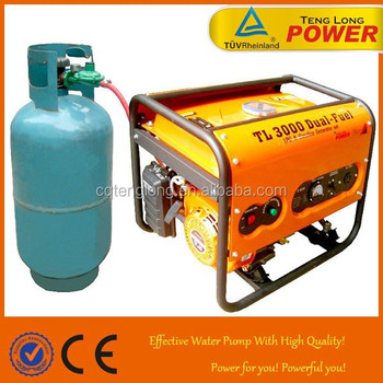 1200w portable dual fuel multifuctional generator for sale