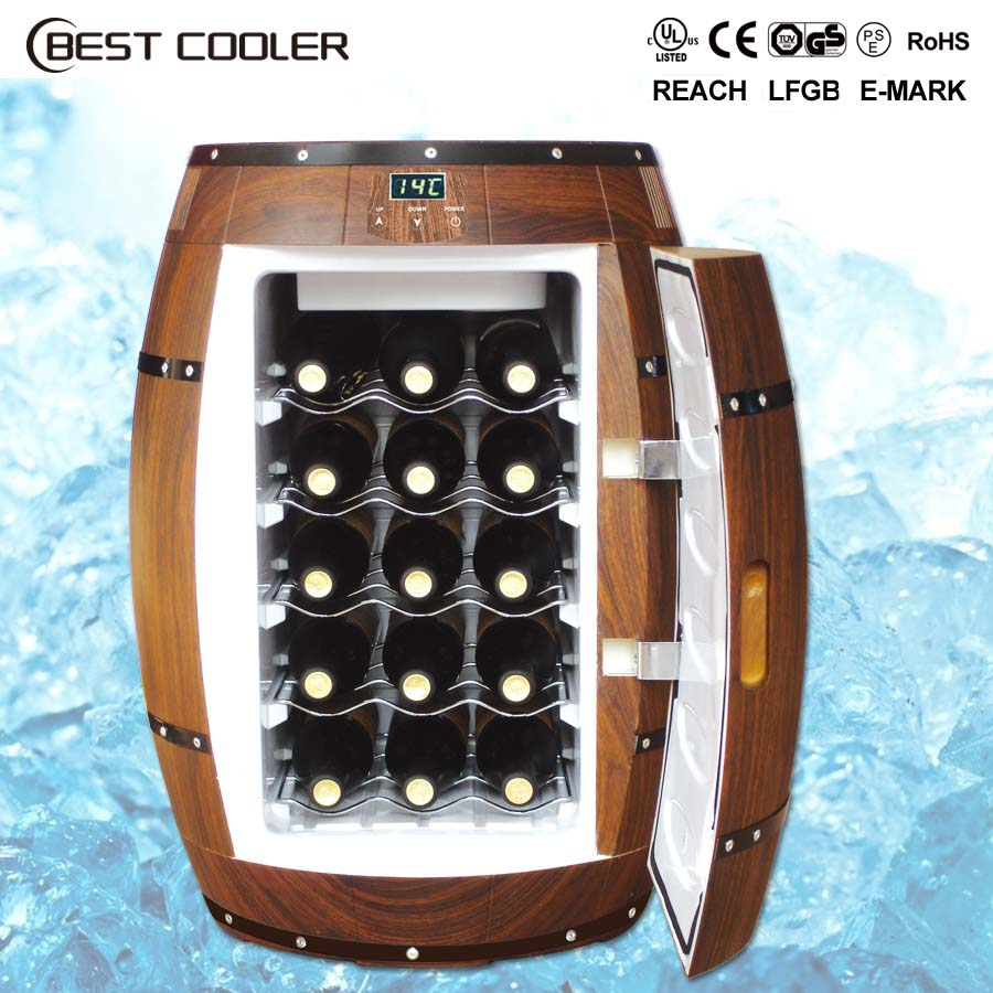 BC-40A 12v wine cooler drink brands
