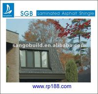 Fiber Cement Roof Tile Laminated Shingle