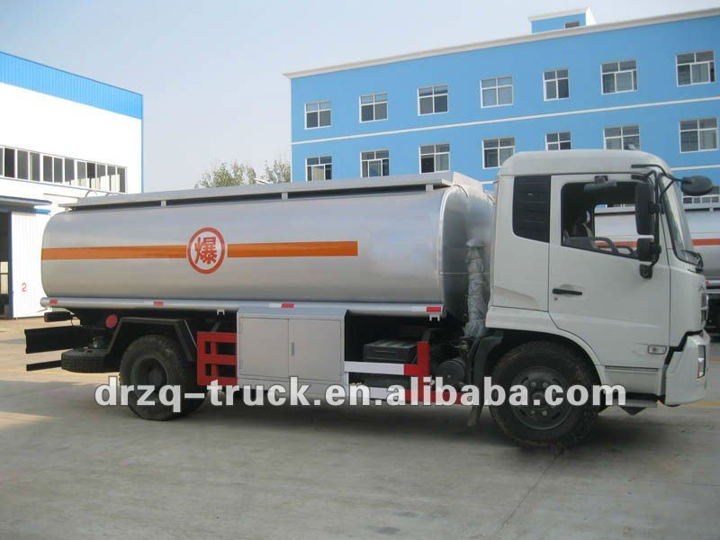 14000liters dongfeng fuel delivery trucks