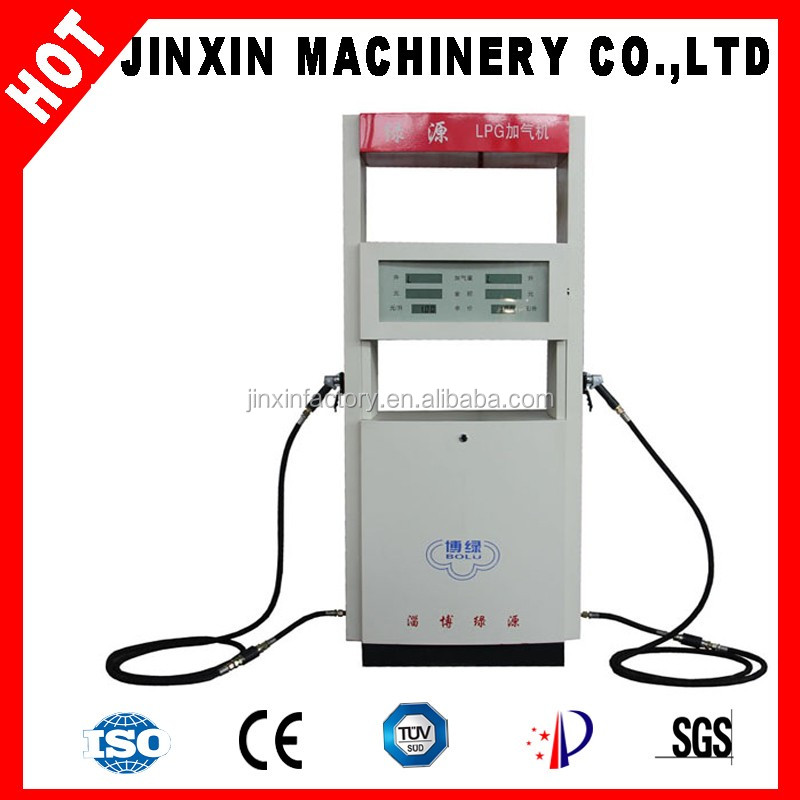 Branded design LPG gas filling dispenser / LPG Weight Scale for lpg station