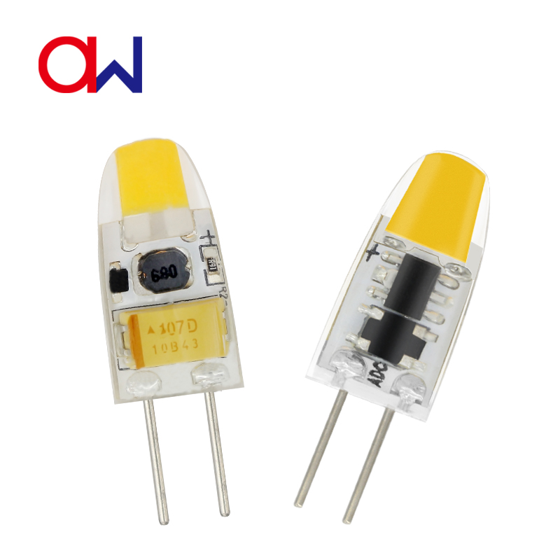 torches Dimmable silicon shape 5w G4 led driver 12v