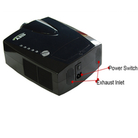 2014 Best Selling 2000 Lumen led mini pocket projector for iphone 5 China Made by Salange