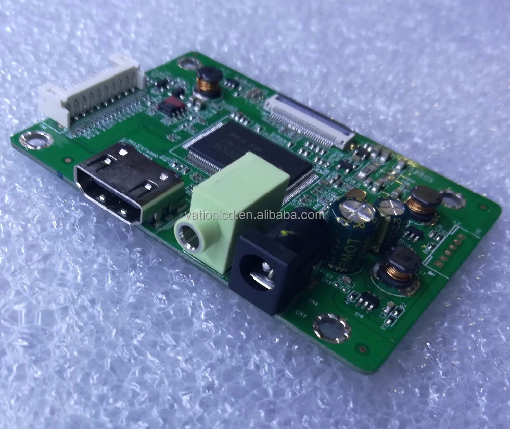 1920x1200 Universal LCD controller board / lcd monitor 2K panel driver board
