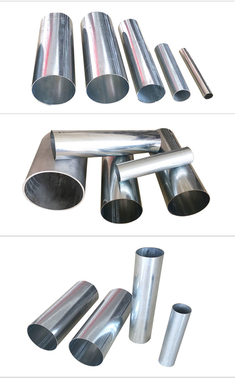 Galvanized Steel Pipe 2 Inch